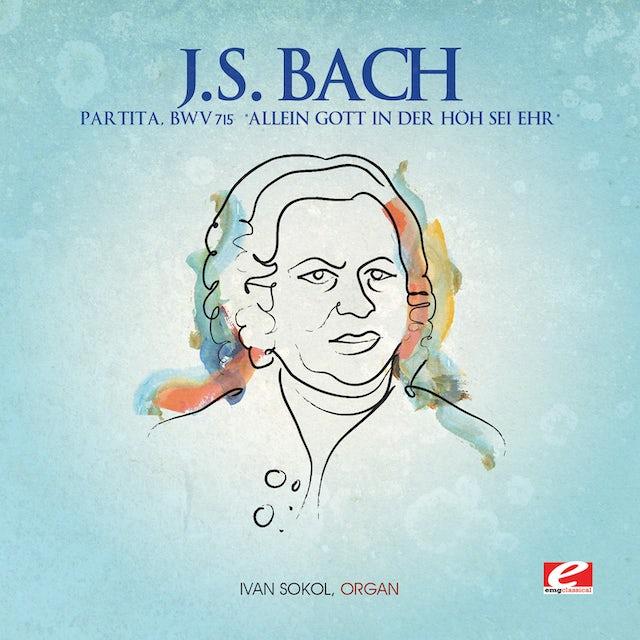 J.S. Bach PARTITA BWV 715 CD