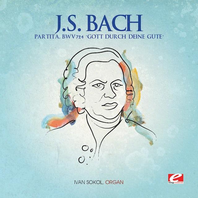 J.S. Bach PARTITA BWV 724 CD