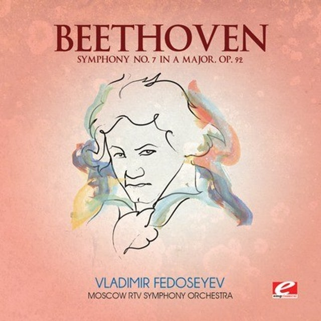 Ludwig Van Beethoven SYMPHONY 7 IN A MAJOR CD