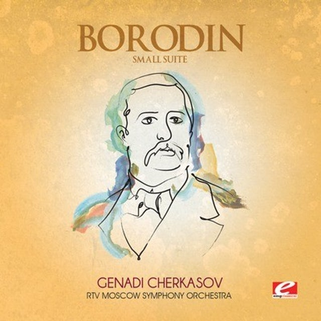Borodin SMALL SUITE CD