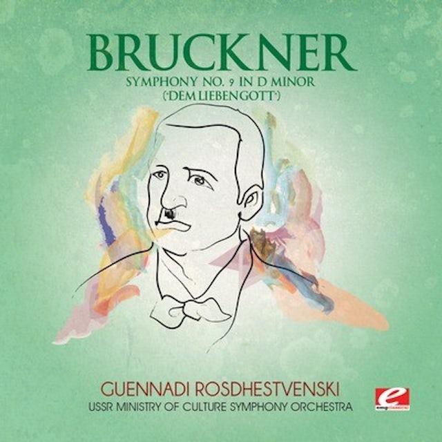 Bruckner SYMPHONY 9 IN D MINOR CD