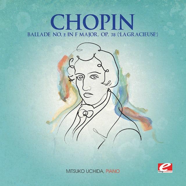 Chopin BALLADE 2 IN F MAJOR CD