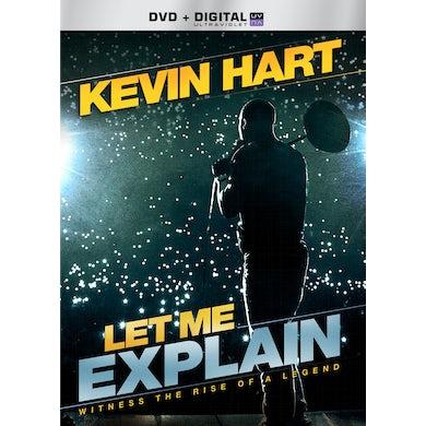 Kevin Hart LET ME EXPLAIN DVD