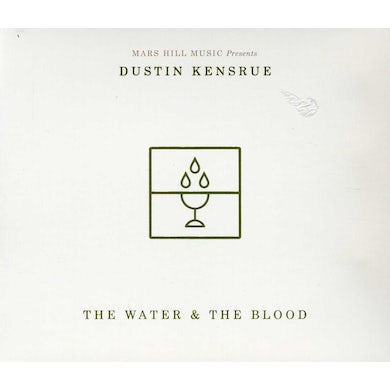 The Modern Post WATER & THE BLOOD CD