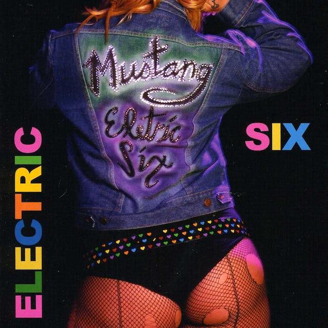 Electric Six MUSTANG CD