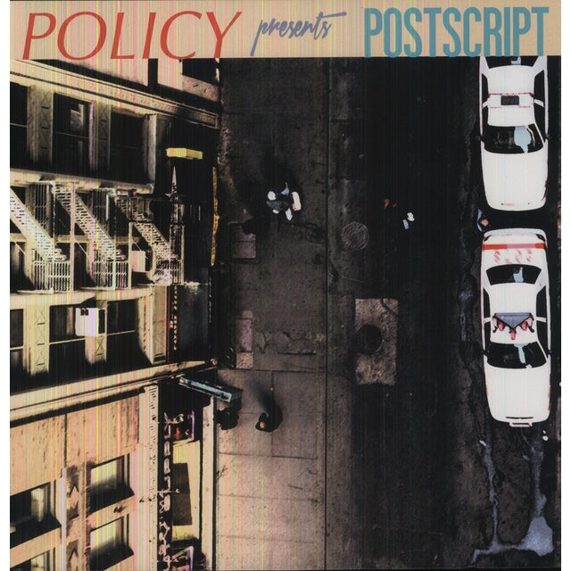 Policy POSTSCRIPT Vinyl Record
