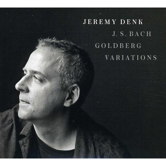 Jeremy Denk J.S. BACH: GOLDBERG VARIATIONS CD