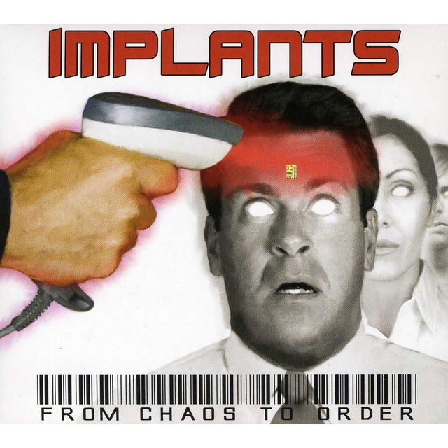 IMPLANTS FROM CHAOS TO ORDER CD