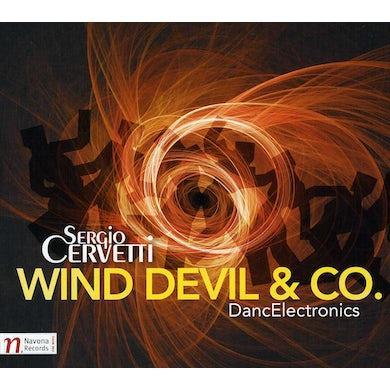 Sergio Cervetti WIND DEVIL & CO CD