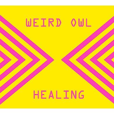 Weird Owl HEALING CD