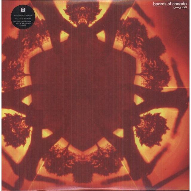 Boards Of Canada GEOGADDI Vinyl Record