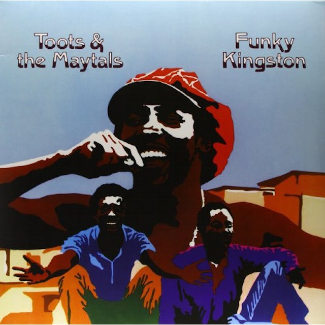 Toots & Maytals FUNKY KINGSTON Vinyl Record