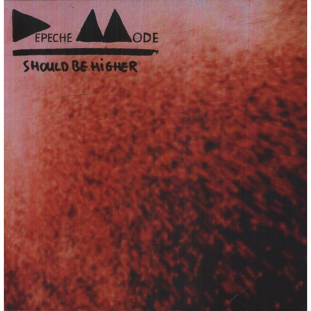 Depeche Mode SHOULD BE HIGHER Vinyl Record