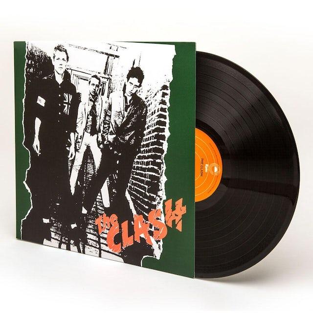 The Clash Vinyl Record