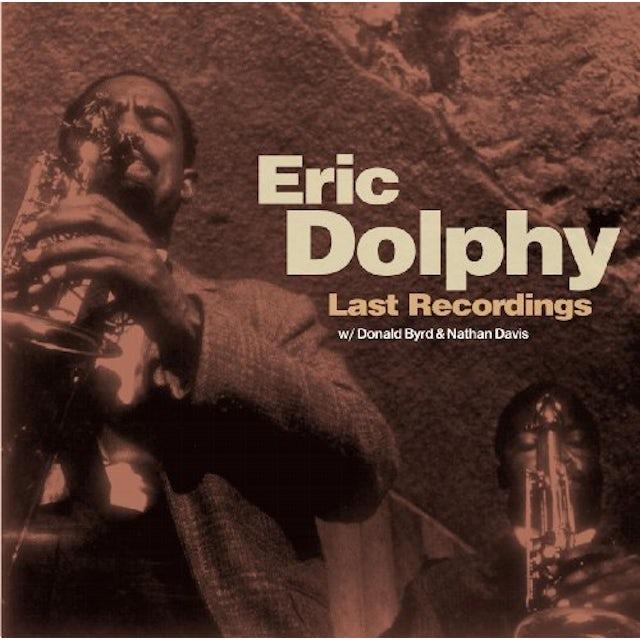 Eric Dolphy LAST RECORDINGS Vinyl Record