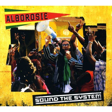Alborosie SOUND THE SYSTEM CD