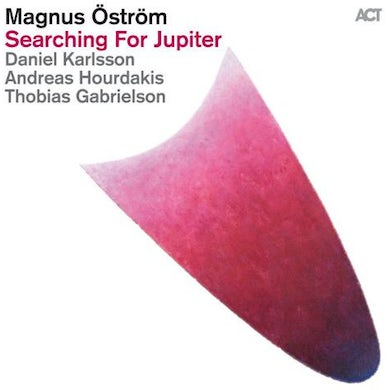 Magnus Ostrom SEARCHING FOR JUPITER Vinyl Record