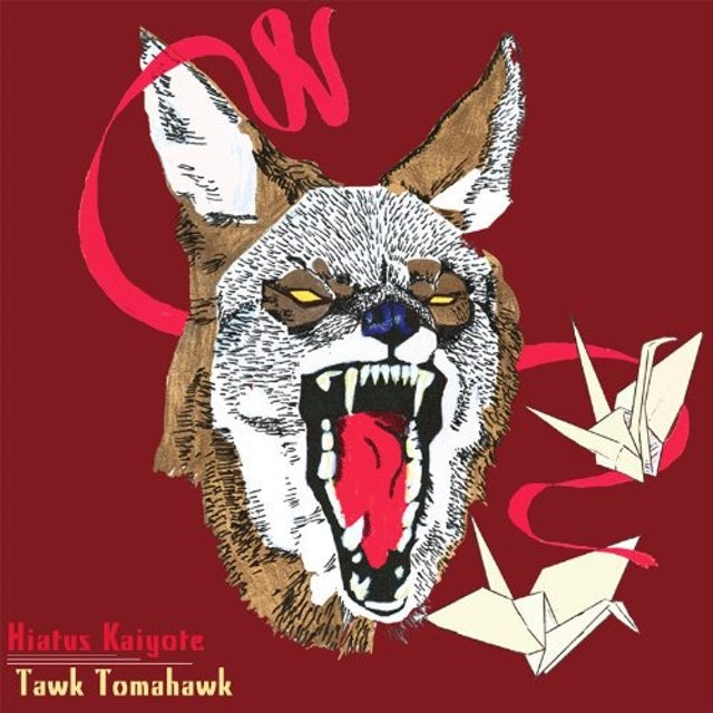 Hiatus Kaiyote TAWK TOMAHAWK Vinyl Record