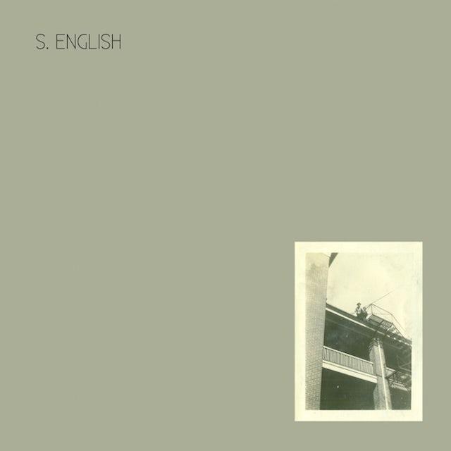 S. English FUGITIVE Vinyl Record