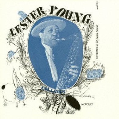 Lester Young COLLATES CD