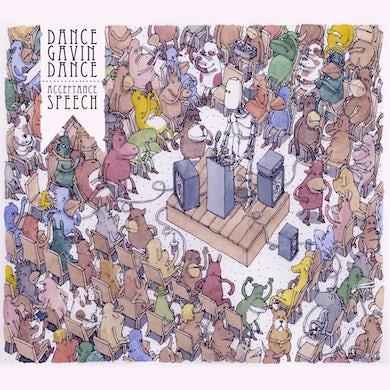 Dance Gavin Dance ACCEPTANCE SPEECH CD