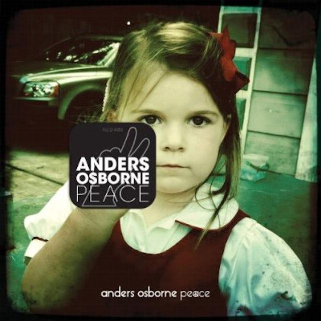 Anders Osborne PEACE CD