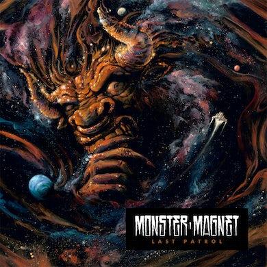 Monster Magnet LAST PATROL CD