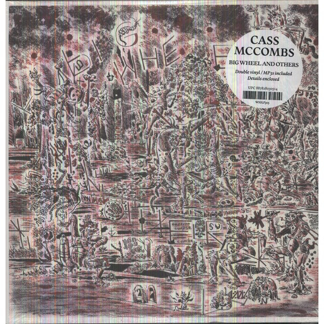 Cass Mccombs BIG WHEEL & OTHERS Vinyl Record