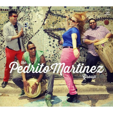 PEDRITO MARTINEZ GROUP CD