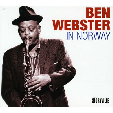 BEN WEBSTER IN NORWAY CD