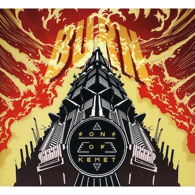 Sons Of Kemet BURN CD