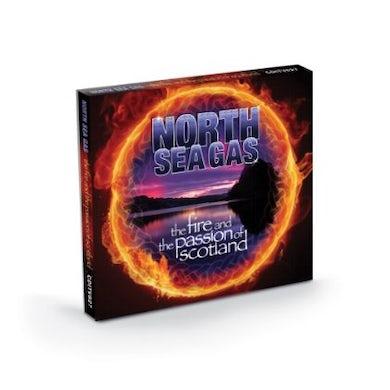 North Sea Gas FIRE & PASSION OF SCOTLAND CD