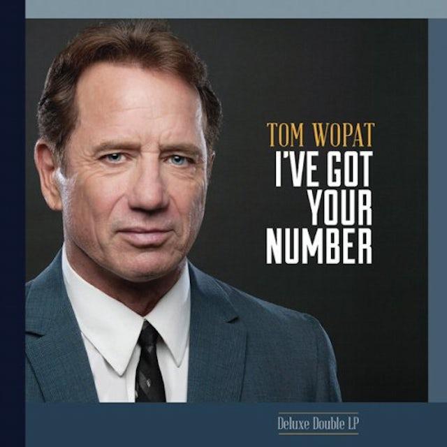 Tom Wopat I'VE GOT YOUR NUMBER Vinyl Record
