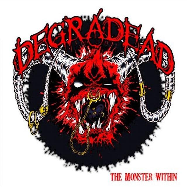 Degradead MONSTER WITHIN CD