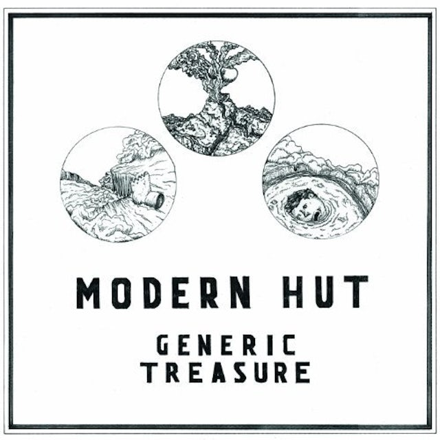 Modern Hut GENERIC TREASURE Vinyl Record