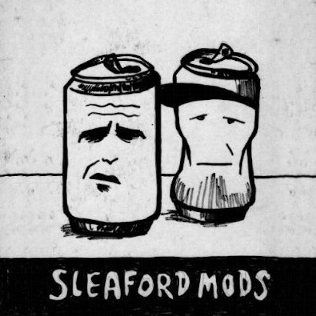 Sleaford Mods MR. JOLLY FUCKER / TWEET TWEET TWEET Vinyl Record