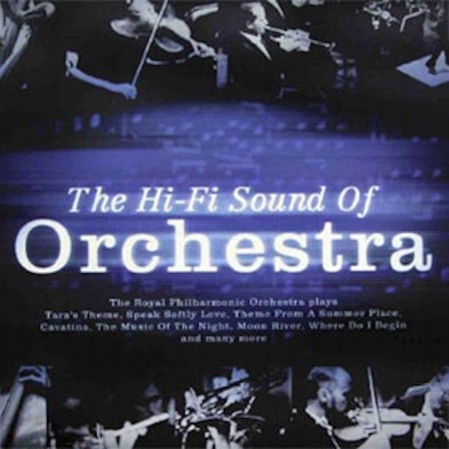 Royal Philharmonic Orchestra HI-FI SOUND OF ORCHESTRA Vinyl Record