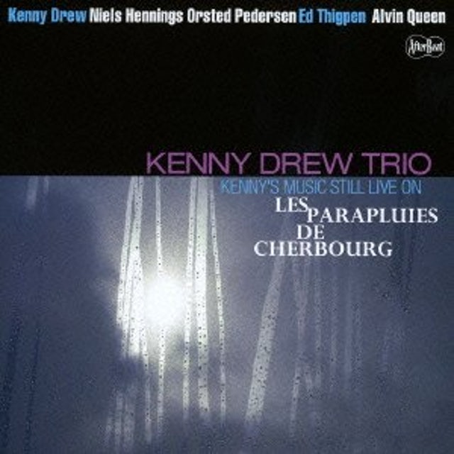 Kenny Drew MUSIC STILL LIVE ON LA PARAPLUIES CD