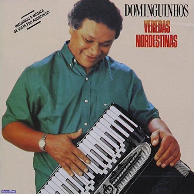 Dominguinhos VEREDAS NORDESTINAS CD