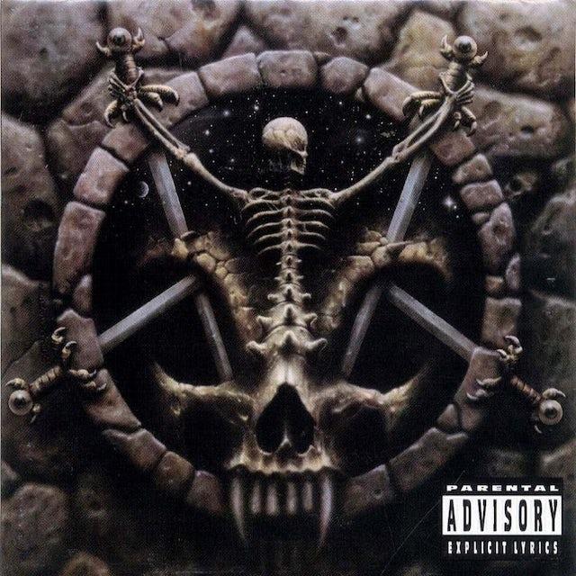 Slayer DIVINE INTERVENTION Vinyl Record