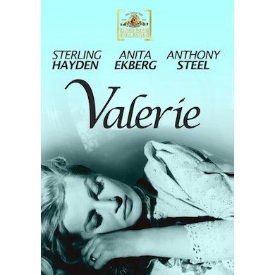 Valerie Sajdik VALERIE DVD