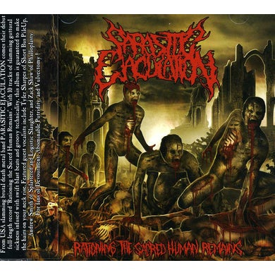 RATIONING THE SACRED HUMAN REMAINS CD