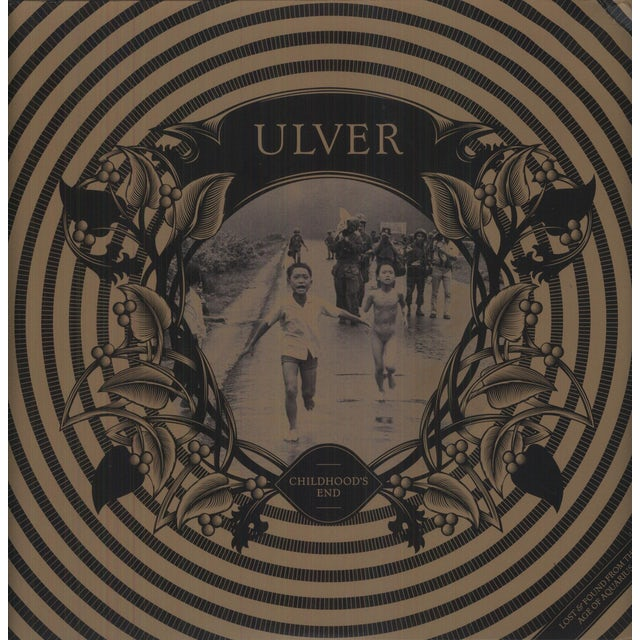 Ulver CHILDHOOD'S END Vinyl Record