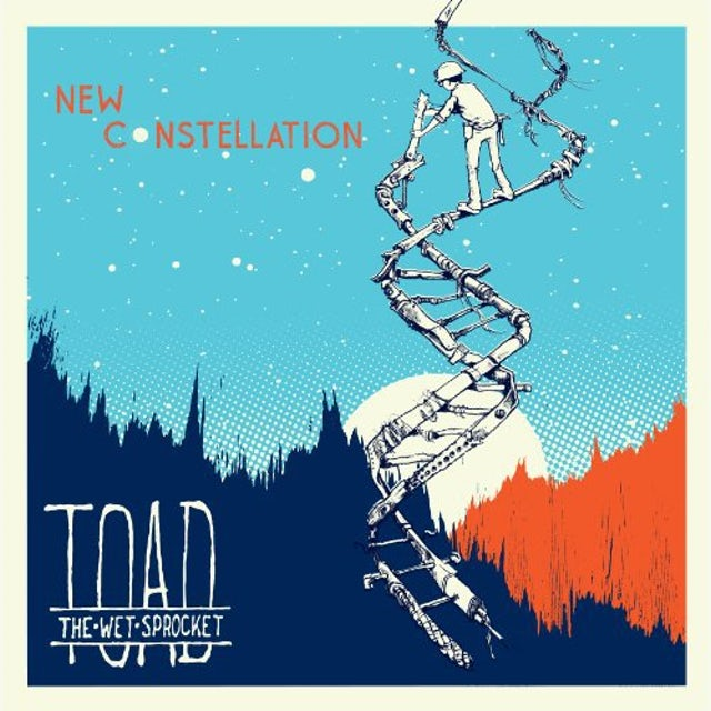 Toad The Wet Sprocket NEW CONSTELLATION Vinyl Record