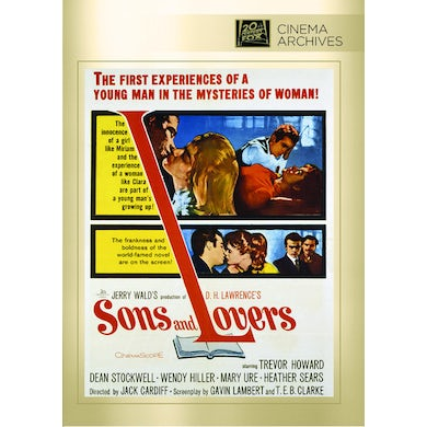SONS & LOVERS DVD