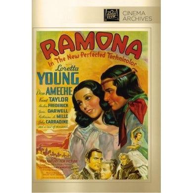 RAMONA DVD