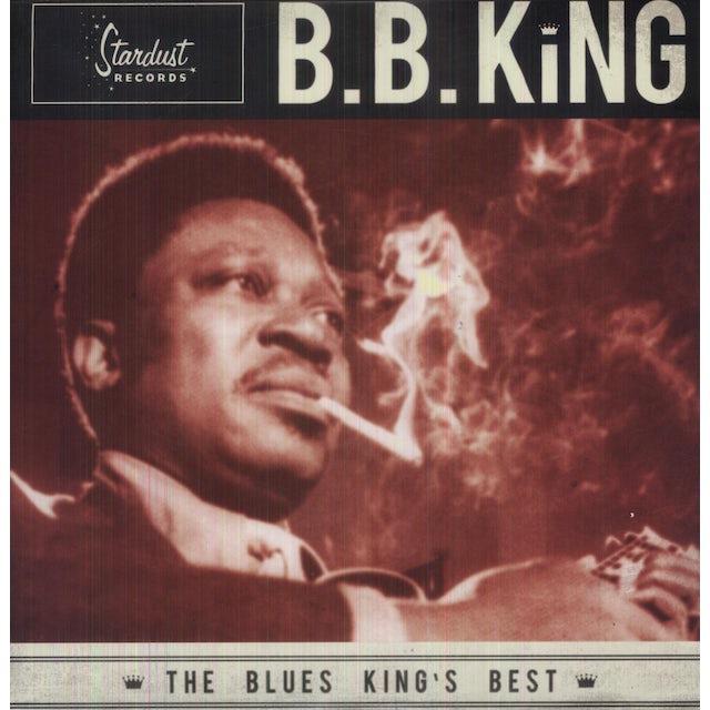 B.B. King BLUES KING'S BEST Vinyl Record