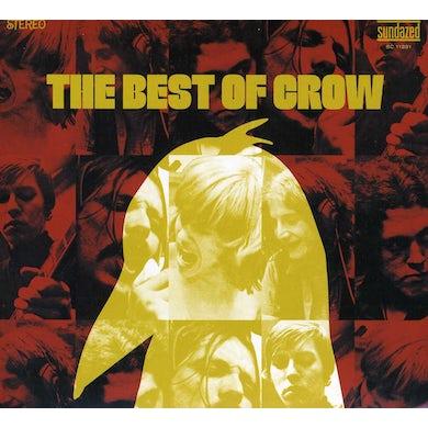 BEST OF CROW CD