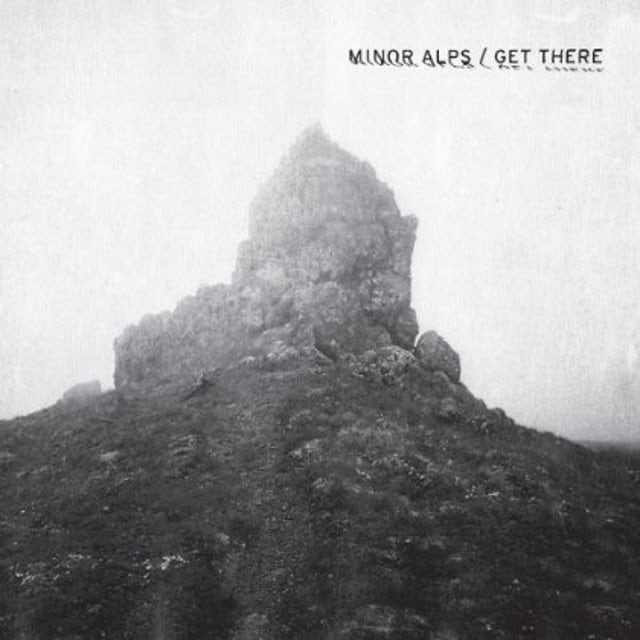 Minor Alps GET THERE CD