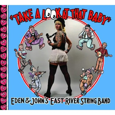 East River String Band TAKE A LOOK AT THAT BABY Vinyl Record